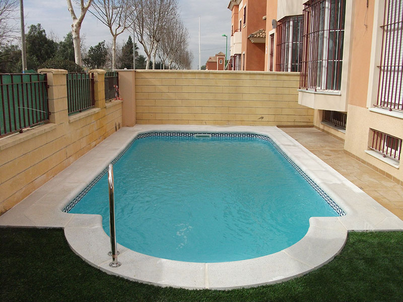 Piscina De Poliester De Segunda Mano Best Perfect Top